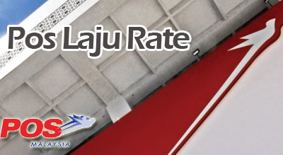 Pos Laju Rate Version 2.0
