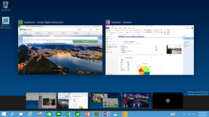 Windows 10 support multitasking